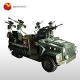 ターゲット射撃のアーケード銃の射撃のゲーム・マシンArはシミュレーターに合図する