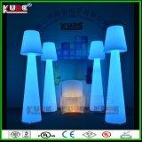 임대료를 위한 옥외 당 재충전 전지 LED 전기 스탠드