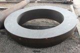 Rueda de engranaje de acero forjada resistente de anillo del estruendo JIS