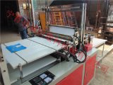 Chzd- 600 / 750A Heat-Sealing & Heat-Cutting Bag-Making Machine (2 líneas)