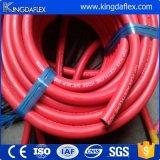 Tubo flessibile blu/rosso dell'ossigeno della saldatura