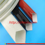Matériau d'isolation 2751 Manchon en caoutchouc en silicone et en fibre de verre