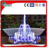 1.5m-3m jardín de usar la música de interior Fuente de agua para la decoración