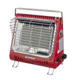 Calefator de gás cerâmico Sn12-St portátil do queimador