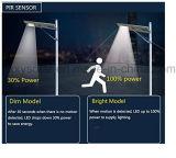 2017 최고 가격 옥외 태양 LED 가벼운 /Integrated 태양 가로등 30W