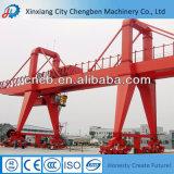 Gru a cavalletto mobile del Goliath della trave di disegno della parte superiore della Cina doppia