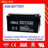 batterie rechargeable solaire de 12V 150ah