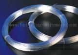 電流を通されたまっすぐな切口ワイヤー、切られた鉄ワイヤー、切口の結合ワイヤー