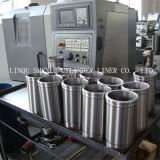 Funda gris del trazador de líneas del cilindro del arrabio usada para el motor 3306/2p8889/110-5800 de la oruga