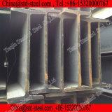 Fascio strutturale S235jr S235j0 S235j2 dell'acciaio legato H