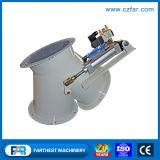 Kundenspezifischer pneumatischer Dreiwegeentlader für Getreide