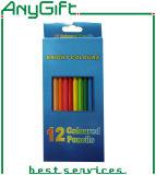 AG het Potlood van de Kleur met Aangepast Embleem