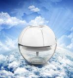 Nettoyeur d'air ionique avec arrosage bactérien et allergène