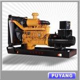 Générateur 200kw/250kVA diesel refroidi à l'eau avec l'Ats insonorisé de verrière équipé (PF220GFE)