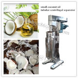 Cold Press Virgin Cocber Oil Oil Separateur tubulaire