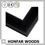 Nuovo modanatura di legno nero moderno della cornice