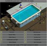 Внимательность воды плавательного бассеина оборудования Disfection чистки фильтрации