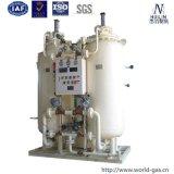 Gerador do gás do nitrogênio da pureza elevada PSA