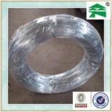 Medidor de melhor preço 18# (1,2mm) de arame de ferro galvanizado, material de construção, verdadeiro ambiente de fábrica Standard