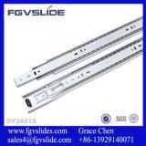 China, de 35 mm 3 Fold Slide Rail chapado en zinc