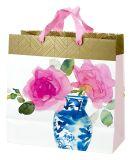 Bolso cuadrado grande del regalo, bolsos del regalo, bolsas de papel, bolsas de papel de Kraft
