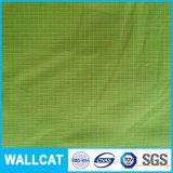 Tramo de tejido 100% poliéster doble línea de prendas de vestir y forro de tejido