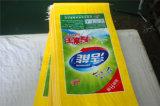 Impression colorée avec le sac tissé par pp de laminage pour l'empaquetage