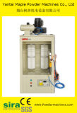 電気か自動粉の噴霧室