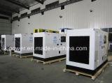 50Hz 135kVA 상표 Yuchai 중국 엔진에 의해 강화되는 디젤 엔진 발전기 세트