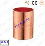 Acoplador de cobre del Upc con el anillo rodado parada de la soldadura