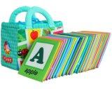 Form-bunte waschbare Baby-Tuch-Bücher