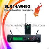 Slx14/Wl93 UHF 직업적인 소형 무선 헤드폰 마이크