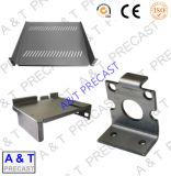カスタム製造は精密シート・メタルの製造を整備する