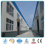 Estructura de acero taller personalizado de la casa prefabricados