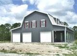 현대 작풍 강철 구조물 주거 Prefabricated 집 (KXD-SSW81)