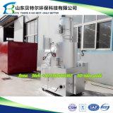 200-300kg / Incinerador de lixo médico pequeno em lote, Incinerador de lixo hospitalar