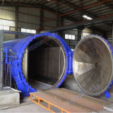 CER genehmigte 2850X6000mm industriellen speziellen das lamellierte Glas-Autoklav (SN-BGF2860)