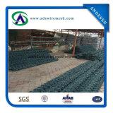 Rete fissa rivestita facilmente montata di collegamento Chain del PVC del commercio all'ingrosso