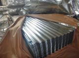 DC51D+Z50 Sgchの亜鉛によって塗られる電流を通された波形の屋根シート