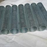 Tubes à tubes perforés à éléments filtrants pour système d'échappement automobile