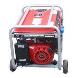 5kVA de soldadura del motor/Generador de soldador con asa y ruedas Fdw200A