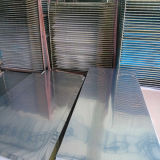 Taglio di strato acrilico dello specchio al formato