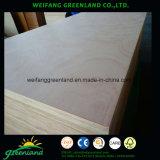 Contre-plaqué marin de colle de faisceau phénolique de bois dur pour l'usage extérieur