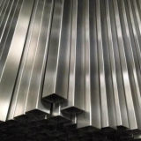 Edelstahl-rechteckiges Gefäß und Quadrat-Gefäß