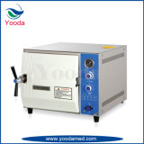 Pulverizador de vácuo de mesa de vapor esterilizador
