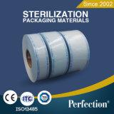 Aprobado por la CE Médica Heat Seal Esterilización del carrete