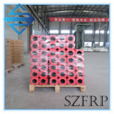 Wire FRP GRP Fibra de vidrio del alambre eléctrico Abrazadera de cable OD100mm