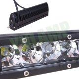 크리 사람 LEDs 50W 11.2inch 반점 또는 플러드 광속 LED 단 하나 줄 표시등 막대