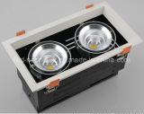 고성능 80W LED 석쇠 램프 (AW-DD001-2-203-80W)