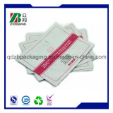 La máscara de plástico bolsas de embalaje con coloridos Imprimir